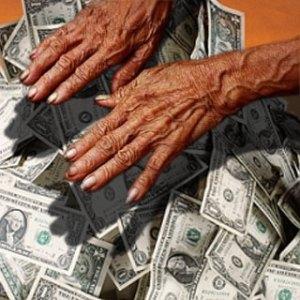 Grasping Elderly