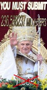 Metric Pope